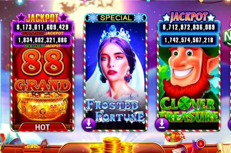 Monte Carlo Casino Las Vegas - Henry Lee Battle Slot